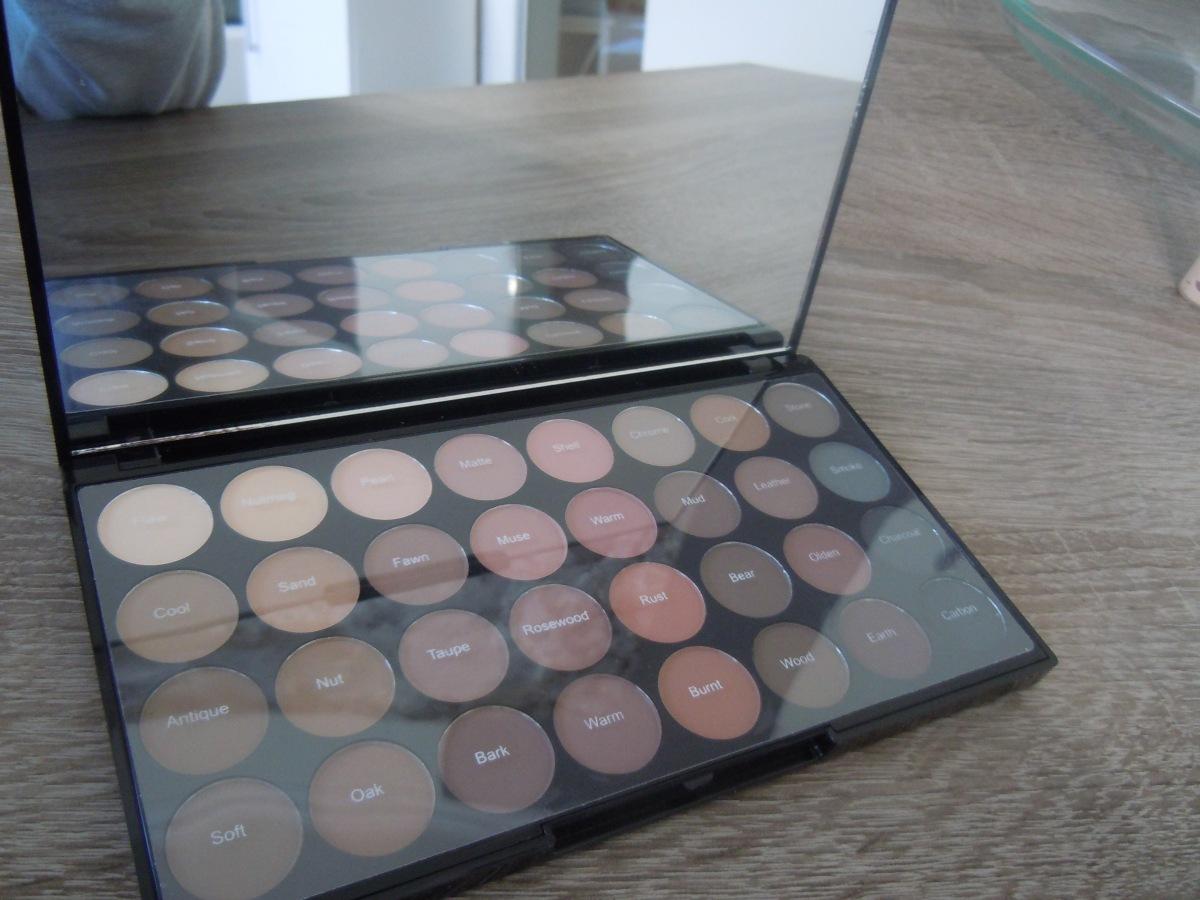 make up revolution ultra 32 eyeshadow palette beyond. Black Bedroom Furniture Sets. Home Design Ideas