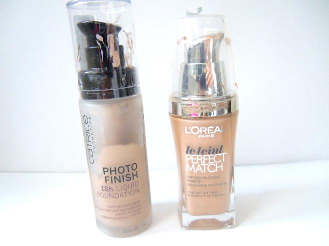 Flüssig Make-up